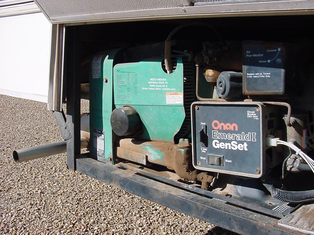 Troubleshooting RV Generator Problems - Hitch RV Blog