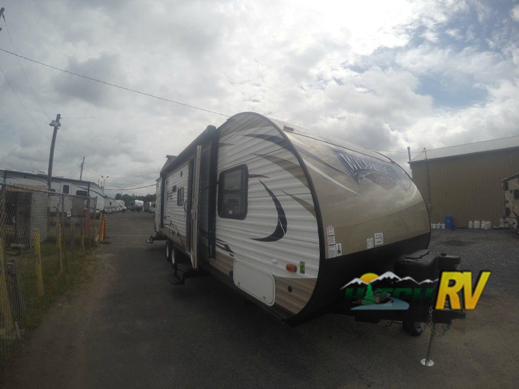 Forest River Wildwood 263bhxl Travel trailer