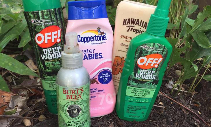 bug-spray-sunscreen