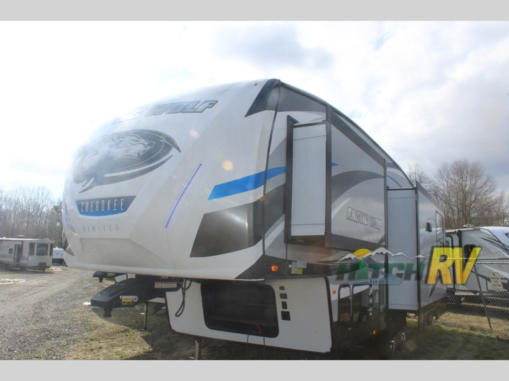Forest River Fifth Wheel