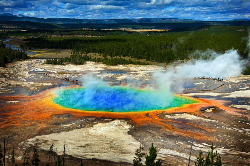 Yellowstone National Park