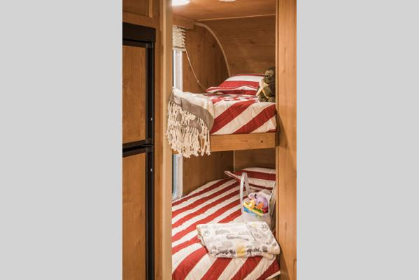 Riverside Retro Interior Bunk Beds
