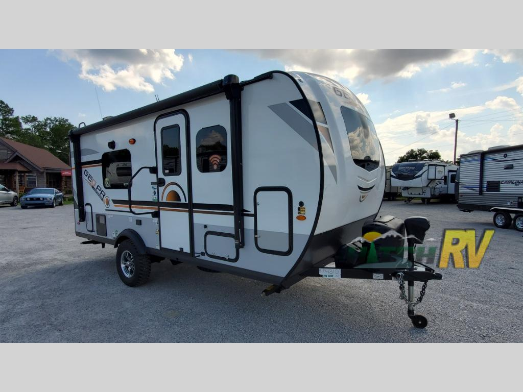 Rockwood Geo Pro Travel Trailer